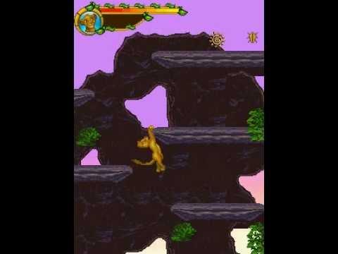 Игра Lion King (Король Лев) на телефоны - www.MobyTown.Ru