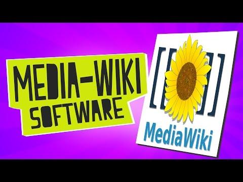 Media-Wiki: Software