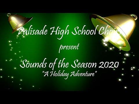 Sounds of the Season 2020 | Palisade High School Choirs | Palisade, Colorado