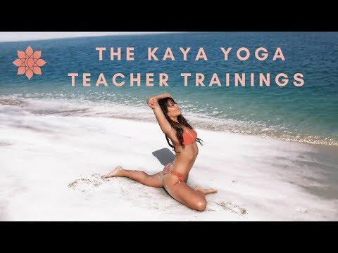 The Kaya Yoga Teacher Training Programs
