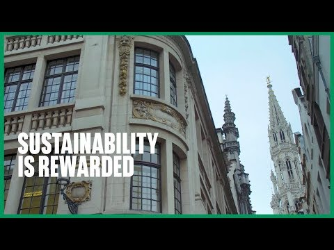 In a changing world, sustainability is rewarded.