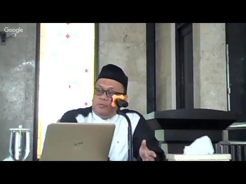 Ust. Dr. Irfan Syauqi Beik I Kebangkitan Zakat dan Ekonomi Syari'ah I Kajian Duha