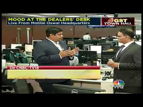 Selective On Oil & Gas Space: Motilal Oswal