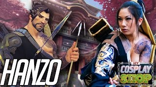 Hanzo - Overwatch - DIY COSPLAY SHOP