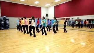 Diva - Line Dance (Dance & Teach in English & 中文)