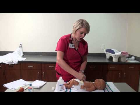Parenting and Infant Care | How to Care for an Umbilical Cord | Woman's Hospital | Baton Rouge, La.