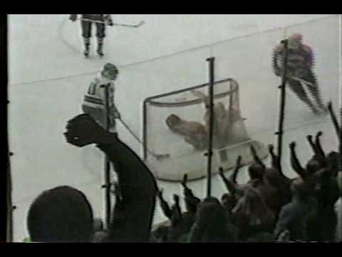UND Hockey 1987 Heavy Metal Hockey Video