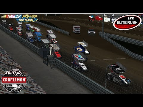 NR2003 - ERR League - World Of Outlaws - Knoxville Raceway