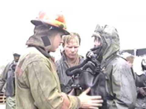 Shipboard Firefighting Training Pearl Harbor Hawaii NNTW NBS