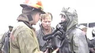 Shipboard Firefighting Training Pearl Harbor Hawaii NNTW NBS