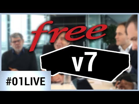 01LIVE HEBDO #177 :  La Freebox V7 sortira avant la fin de l'année !