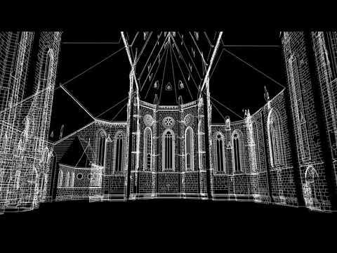 Zagrebačka katedrala - 3D model (Zagreb cathedral - 3D model)