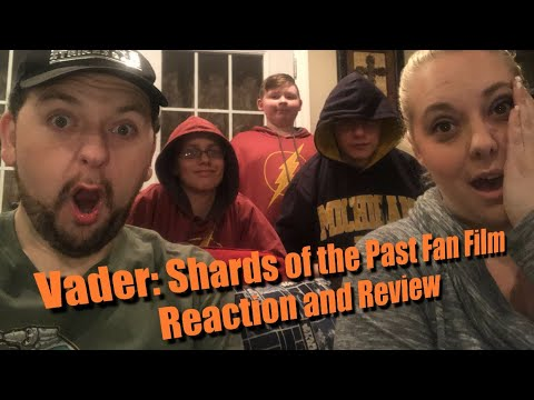 Vader Shards of the Past Fan Film Reaction and Review