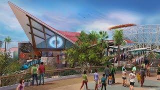 ANNOUNCED: Incredicoaster replacing California Screamin', Pixar Pier details at California Adventure