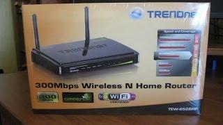 Установка и настройка Wi-Fi роутера. Видео урок.(Пошаговая установка и настройка wi-fi роутера TRENDnet. Этот урок подходит для обладателей других роутеров. HD..., 2013-05-18T12:43:16.000Z)