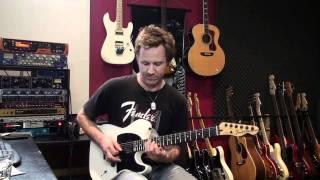 Fender Jim Root Telecaster demo