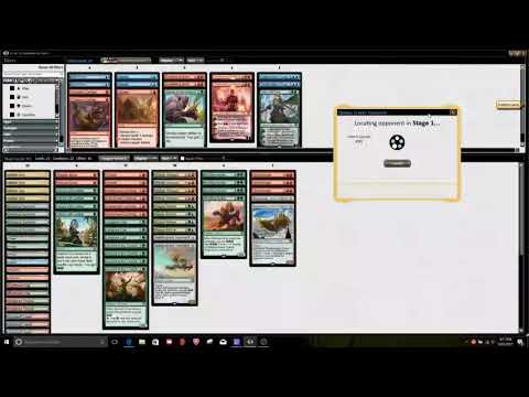 Post Rotation - Pre Ixalan Release Standard: Temur Energy Stream Part 2