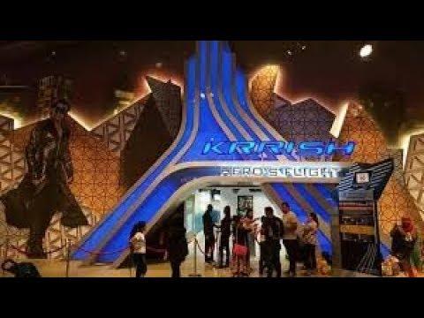 Bollywood Park Dubai – Krish Show