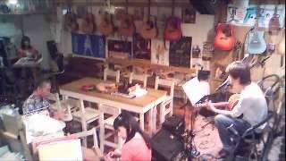 14年9月、ツイキャス映像、通常営業より♪ 19日(金)は松江市より、ふきの...