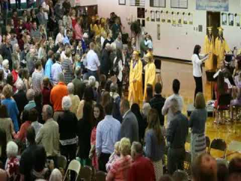 Aberdeen Christian School graduation processional