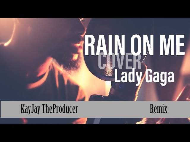 Lady Gaga x Ariana Grande -  Rain on Me Cover | R&B | Remix
