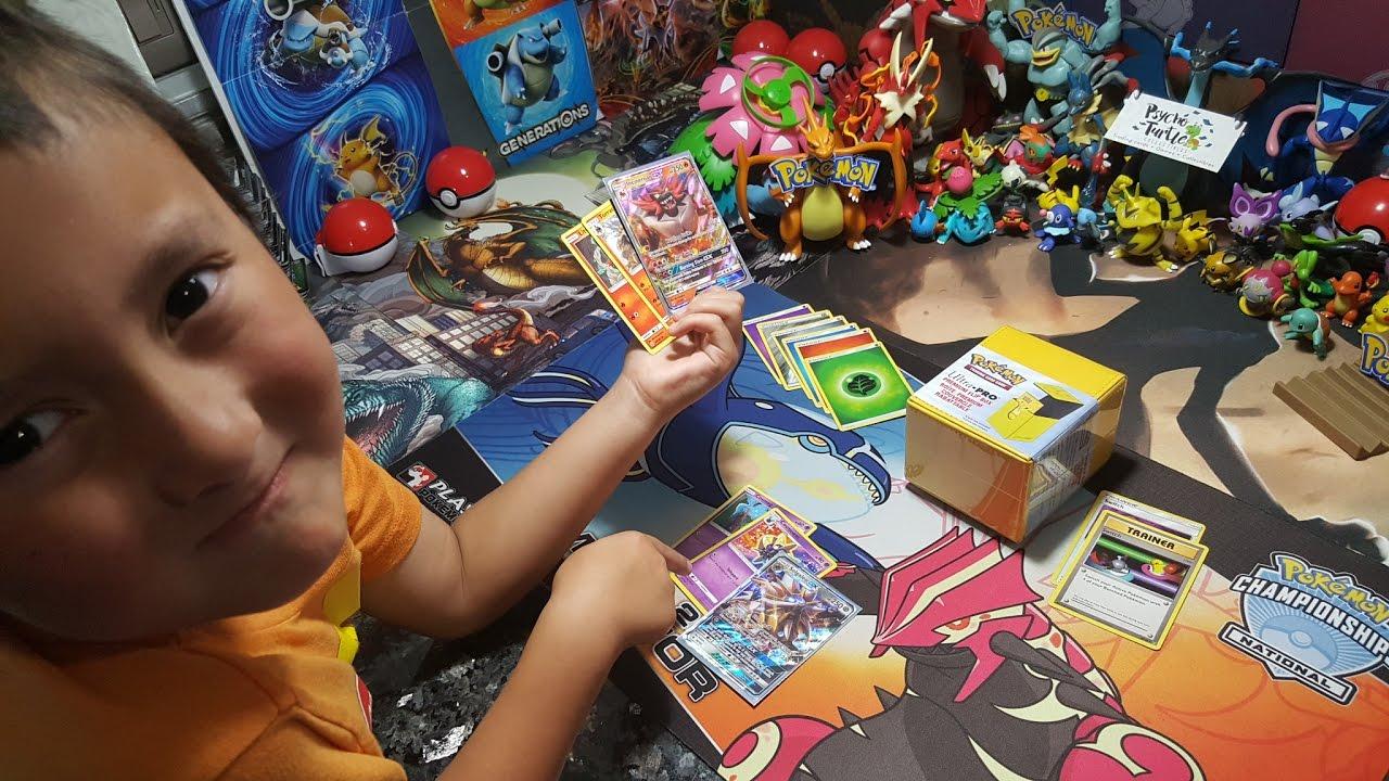 pokemon tcg how to play