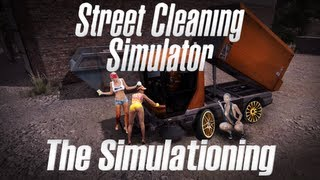Street Cleaning Simulator: The Simulationing