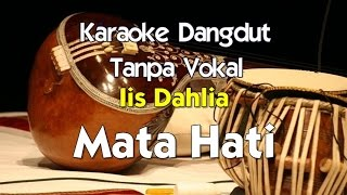 Karaoke Iis Dahlia - Mata Hati