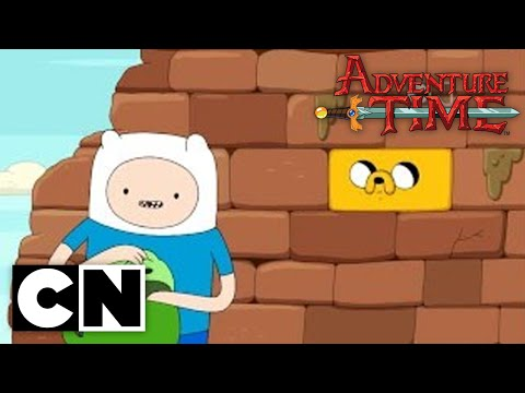 Adventure Time - Jake the Brick (Preview) Clip 2