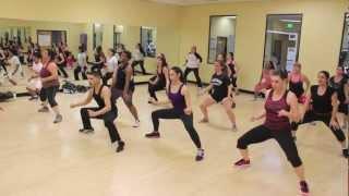 "ZUMBA® Fitness Class with Genaro Sanchez ""Junior""- Quebradita/Banda"