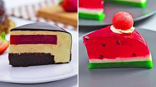 Amazing Cake Decorating Ideas | FUN and Easy cake recipes by Hoopla Recipes