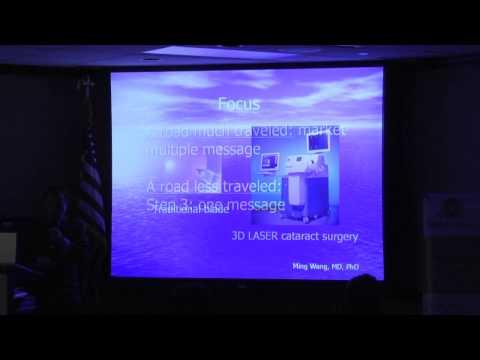 Dr. Ming Wang, Nashville TN - Marketing Pearls