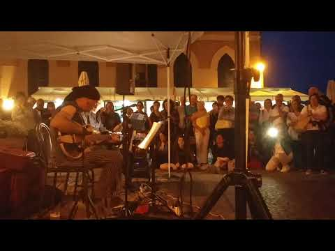 Aldo Ascolese canta De André a Celle Ligure acciugalonga  #aldoascolese  #livemusic  #musica