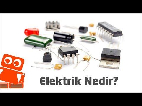 Elektrik Nedir? Akım, Gerilim, Ohm Yasası, Paralel, Seri Bağlama, Kısa Devre