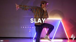 안녕하세요 1997댄스스튜디오 입니다. 이번 영상은 금요일 pm6:00 choreo class funq쌤의 수업영상입니다. 많은 관심과 응원 부탁드리겠습니다. choreography 박현규(funq) :: channel https://www./c/s...