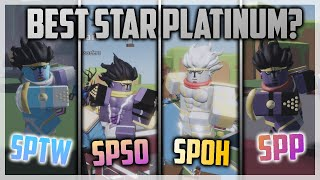 Which Star Platinum Is The Best In A Bizarre Day | ABD Best New SP Review