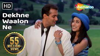 Dekhne Waalon Ne , Chori Chori Chupke Chupke Song , Salman Khan , Rani Mukherjee , Romantic Song