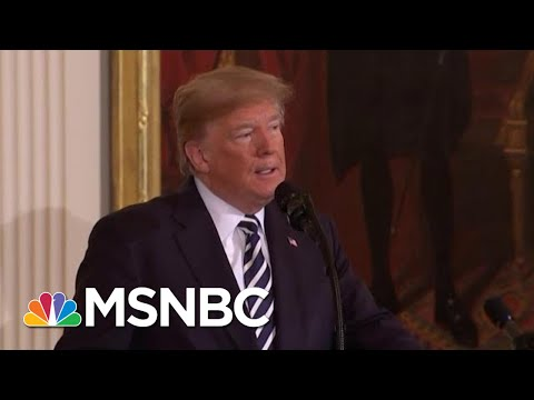 Lawrence: President Donald Trump's 'Lie' Infiltrates Language | The Last Word | MSNBC