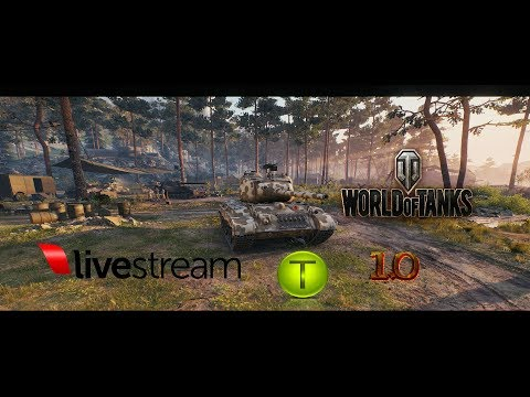 World of Tanks Test Szerver 1.0