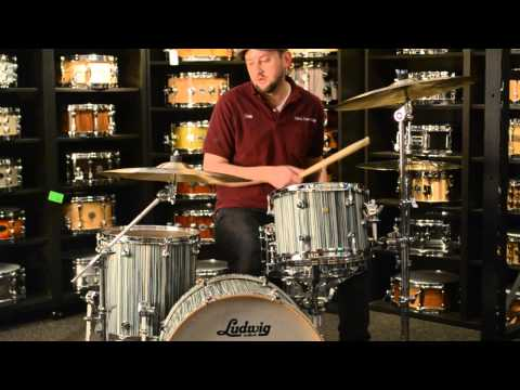 Dale's Drum Shop - Ludwig Signet 105 Drum Kit