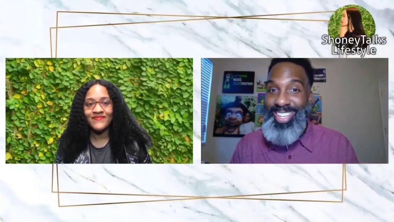 ShoneyTalksLifestyle featuring RJ Temple