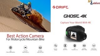 Drift Ghost 4K Action Sports Camera Review- which is the best action camera?