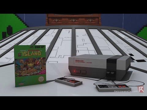 Adventure Island (NES, 1988) - Video Game Years History