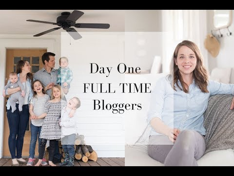 My Husband Quit His Job | FULL TIME BLOGGERS | Making An Income From Home And Debt Free Living