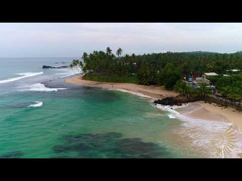 Serenia Residences Talpe Galle Drone Footage