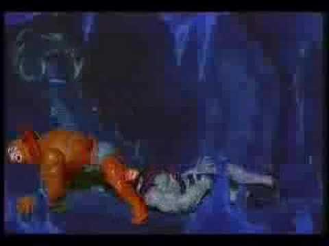 Skeletor Vs. Beastman - YouTube
