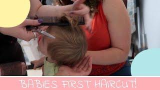 BABIES FIRST HAIRCUT | THE THOMAS WAY