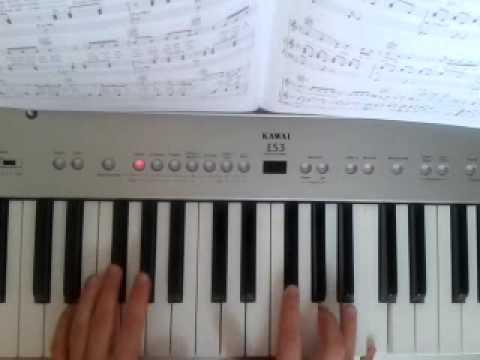 Le coup de soleil richard cocciante tutorial piano youtube - Coup de soleil mobilier ...