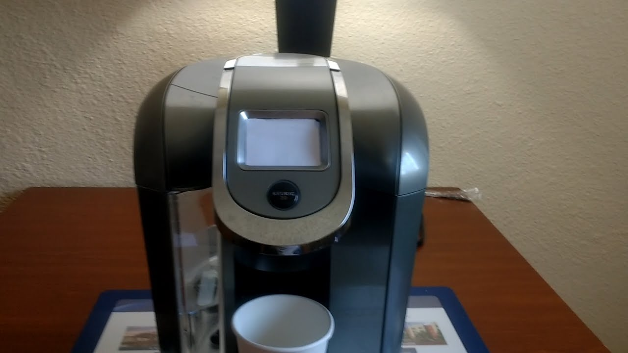How To Fix The Keurig 2 0 You