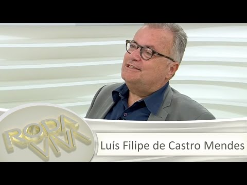 Roda Viva   Luís Filipe de Castro Mendes   22/09/2016